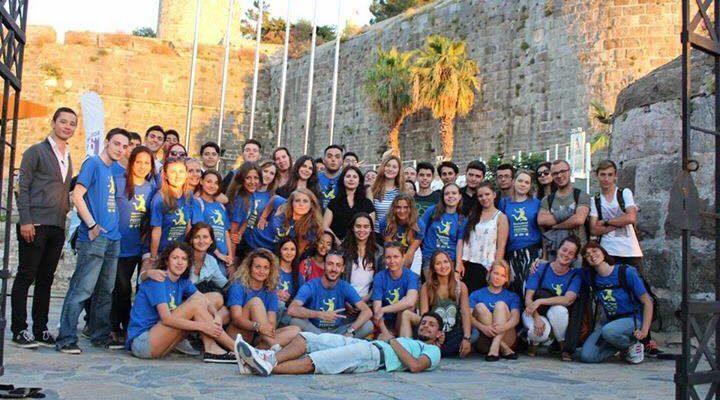 Волонтери під фортечними мурами