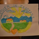 "Homemade logo of ""Together in Zakopane"""