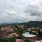 краєвид грузинського містечка