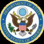US Embassy in Ukraine logo
